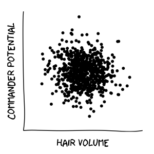 xkcd funny regression tutorial hair