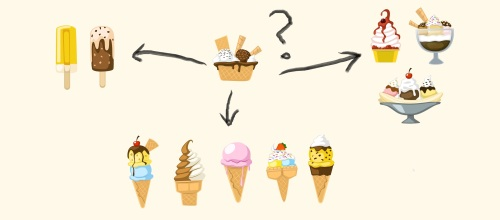Icecream line